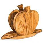 Serviettenhalter Motiv Apfel
